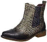 Laura Vita Damen Coralie 06 Chelsea Boots, Schwarz (Noir), 39 EU