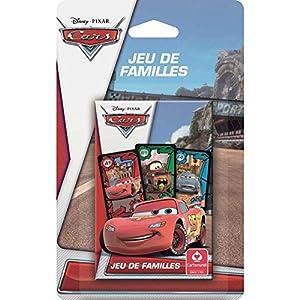 Carta Mundi A1501671 - Card Game Coches 7 familias (versión Francesa)