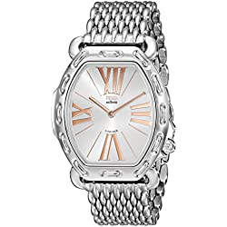 Fendi Selleria Women's F84336H Stainless Steel Analog Watch