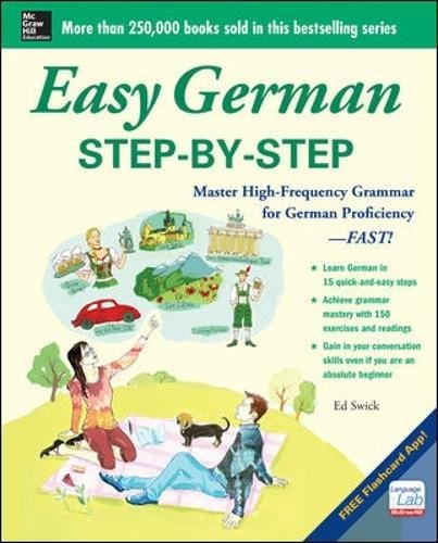 Easy German Step-by-Step (Easy Step-by-step Series)