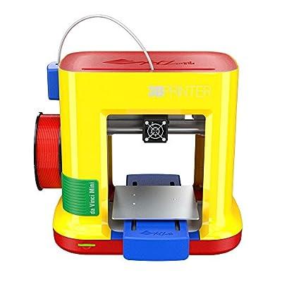 XYZ Printing da Vinci miniMaker 3D-Drucker (vollständig montiert), 15x15x15 cm Druckgröße