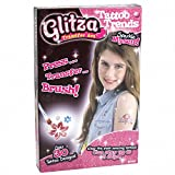 Knorrtoys GL7522 Glitza, Tattoo Set, Glitzertattooset