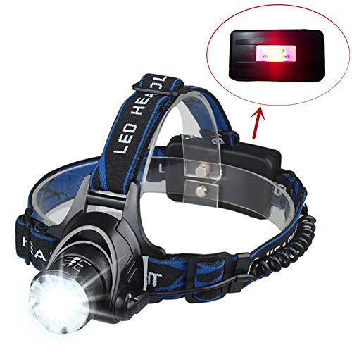 Ehrlich Top Zoom Stirnlampe Kopflampe Cree Led Lampe Taschenlampe Angeln Camping Fahrrad Sport Lampen & Laternen
