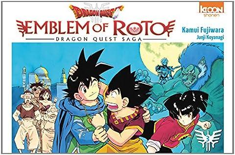 Dragon Quest - Emblem of Roto
