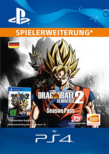 Dragon Ball Xenoverse 2 Season Pass [PS4 PSN Code - deutsches (Dragon Kostüme Ball Xenoverse)