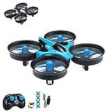 4.5 Kanal RC ferngesteuerter mini Quadcopter, Drohne Quadcopter-Einsteiger, One-Key Rückholmodus und vieles mehr, Komplett-Set inkl. Crash-Kit