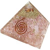 Energetische Pyramide mit Rose Quartz Heilung Kristall Reiki Stone Heilung von Wunder preisvergleich bei billige-tabletten.eu
