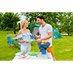 Campingaz Party Grill 200 Stove Grill Camping Stove and Grill - Blue 34