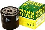 Mann Filter W712 Filter, Arbeitshydraulik