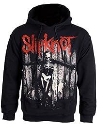 Slipknot - Gray chapter skeleton Hoodie