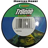 Fishing Monofilament Line,Super Strongest Line,Less Visibility In Water,Dia:0.45mm,Tested:17.4kg,Approx:100mtr