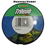 #2: Fishing Monofilament Line,Super Strongest Line,Less Visibility In Water,Dia:0.45mm,Tested:17.4kg,Approx:100mtr