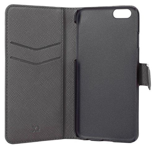 Xqisit fine pour iPhone 6/6S-Noir marron