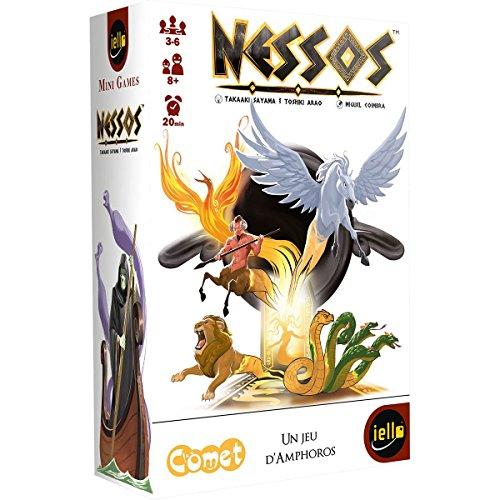 Nessos, Iello