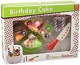 Speelgoed 27515 - Küchenspielzeug - Geburtstagskuchen 23-Teilig