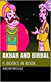 AKBAR AND BIRBAL: 5 BOOKS IN 1 BOOK