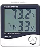 Digital Hygrometer Thermometer Humidity ...