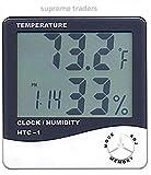 Digital Hygrometer Thermometer Humidity ...