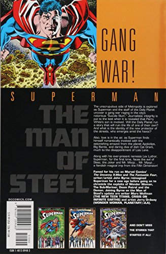 Superman The Man Of Steel TP Vol 05