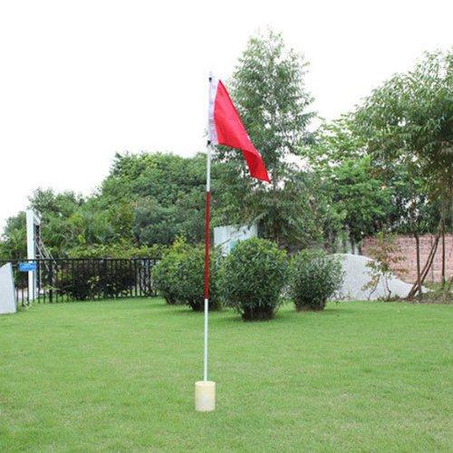 broadroot praktisch Backyard Praxis Golf Loch Pole Cup Flagge Stick Putting Green flagstick