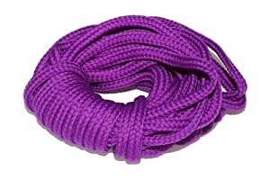 dalipo 33002 - Kordeln, Schnur 4mm, purpur
