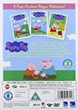 Peppa Pig Triple (Muddly Puddles, Flying a Kite, New Shoes) 3 Disc Vol 1-3 [DVD]