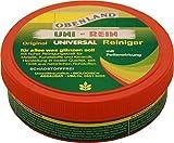 UNI-REIN - Original Obenland Universalreiniger 300 gramm mit einem runden Schwamm