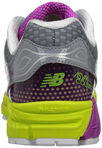 New Balance W1260 B Damen Laufschuhe Grau (GY4 GREY/YELLOW)