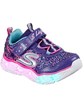 Skechers Galaxy Lights, Zapatillas para Niñas