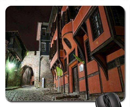 plovdiv-old-town-mouse-pad-mousepad-houses-mouse-pad
