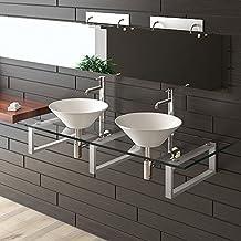 Suchergebnis auf Amazon.de für: Doppelwaschbecken Keramik