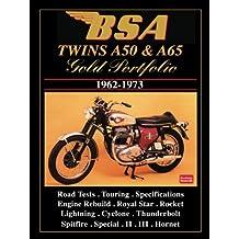 BSA Twins A50 & A65: Gold Portfolio 1962-1973
