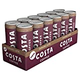 Costa Coffee Caramel Latte 12 x 250ml Cans