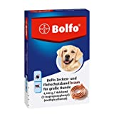 Bolfo Flohschutzband für grosse Hunde 1 stk