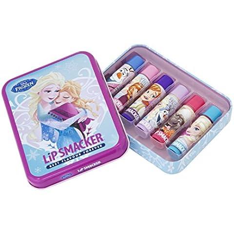 Lip Smacker Frozen Lote Bálsamo Labial - 6 gr