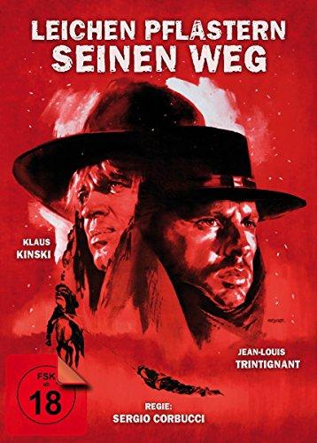 Leichen pflastern seinen Weg - Mediabook (+ DVD) [Blu-ray] [Limited Edition]