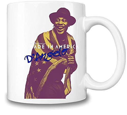 D'Angelo Made In America Mug Cup