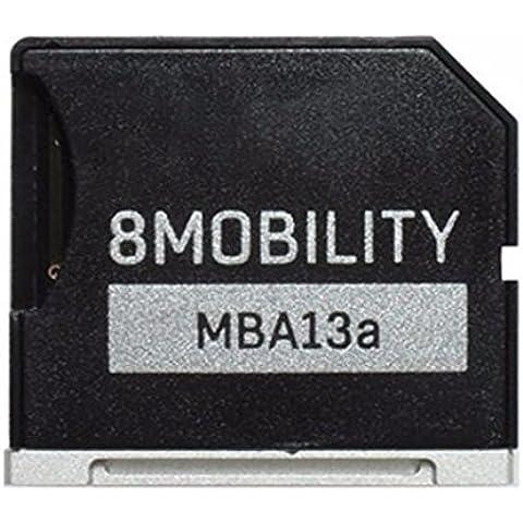 8Mobility iSlice MicroSD Adattatore di per Macbook Air 13
