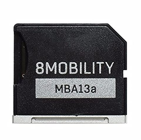 8MOBILITY iSlice Micro SD Storage Adapter for MacBook Air 13