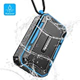 Enceinte Bluetooth Portable Waterproof IP67 avec...