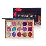 Beauty glazed trucco 15colori premuto Pallete makeup glitter Eyeshadow palette Shimmer Pigment Eye Shadow pallet