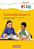 Deutsch plus - Grundschule - Schreibtrainer: 4. Schuljahr - Arbeitsheft