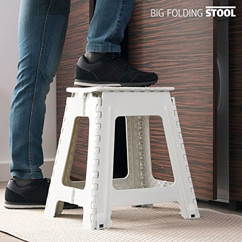 Hasëndad Taburete Plegable Big Folding Stool, Unitalla