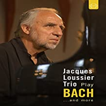 Jacques Loussier Trio - Play Bach ... and more - Live from St Thoma's Church