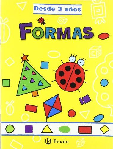 Formas (desde 3 años) (Castellano - Material Complementario - Grandes Cuadernos) - 9788421654194 por Aa.Vv.