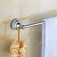 JinRou moderno ed alto-fine asta portasciugamani accessori bagno ,colore