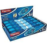 Tipp-Ex 8706142 Korrekturroller Micro Tape Twist, Blau, 10 Stück à 8m x 5mm