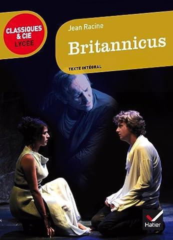 Dorian Astor - Britannicus - Classiques & Cie