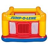 Box gonfiabile Intex molleggiato gioco da esterno interno bambini 48260 174x174 immagine