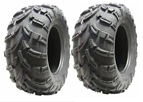 legale larga fuori strada extra 25X11-12 6ply pneumatici WANDA ATV E marcata strada - 2